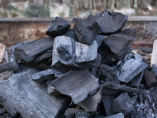 Lump Charcoal - Full Pallet