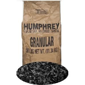 "GRANULAR CHARCOAL 00 Air Float .03"" - .079"""